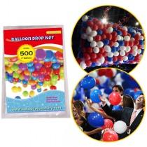 500 Balloon Drop Net