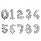 40″ Number Foil Balloons