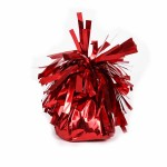 Red Foil Balloon Weights