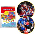 1000 Balloon Drop Net