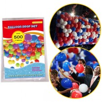 500 Balloon Drop Net