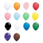 11″@2.5g Standard Latex Balloons