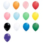 12″@3.2g Standard Latex Balloons