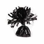Black Foil Balloon Weights