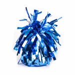 Blue Foil Balloon Weights