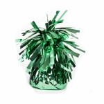 Green Foil Balloon Weights