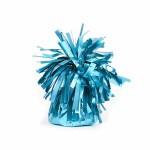 Light Blue Foil Balloon Weights