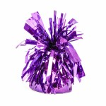 Lilac Foil balloon Weights