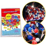 200 Balloon Drop net