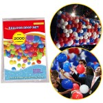 2000 Balloon Drop Nets