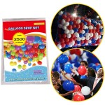 2500 Balloon Drop Nets