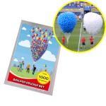 1000 Balloon Release Net