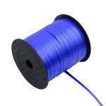 Blue Curling Ribbon