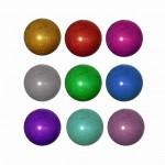 Glitter bubble balloons