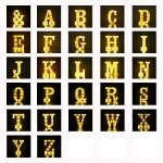 Letter LED