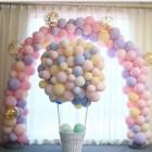 Basket for hot air balloon