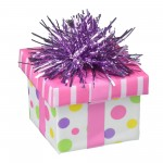 Gift Box Balloon Weight