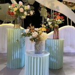 Folding Dessert Table
