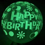 Luminous Printing Balloon