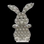 Bunny Mosaic Balloon Frame(120cm)