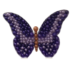 Butterfly Mosaic Balloon Frame(120cm)