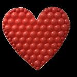 Heart Mosaic Balloon Frame(120cm)