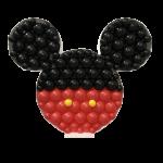 Mouse Mosaic Balloon Frame(120cm)