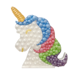 Unicorn Mosaic Balloon Frame(120cm)