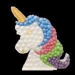 Unicorn Mosaic Balloon Frame(120cm)