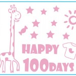 Balloon Sticker for Happy