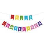 Feliz Cumpleaños Banner