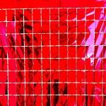 Square Foil Fringe Curtain Backdrop