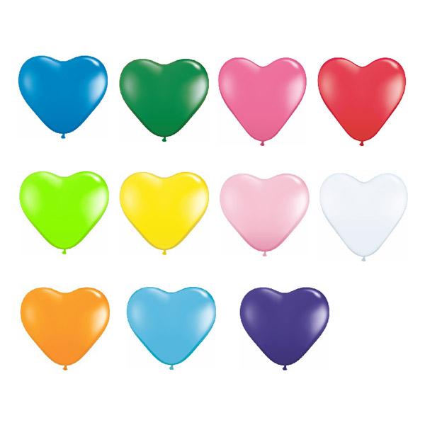 Heart Latex Balloons 42