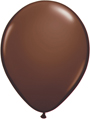 Brown standard latex balloons