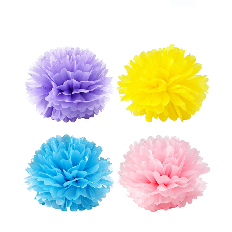 Paper Flowers The Very Best Balloon Accessories